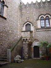 Palazzo Corvaja, Taormina, Sizilien