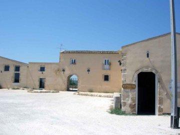 Villa Romana del Tellaro, Noto, Sizilien