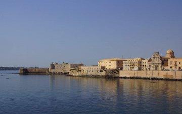 Kastell Maniace, Syrakus, Sizilien
