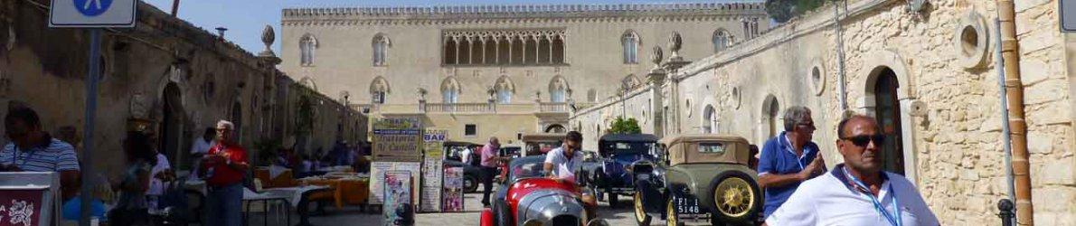 Trattoria Al Castello, Donnafugata, Sizilien