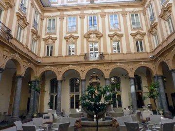 Grand Hotel Piazza Borsa, Palermo, Sizilien