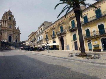 Dom San Giorgio, Ragusa Ibla, Sizilien
