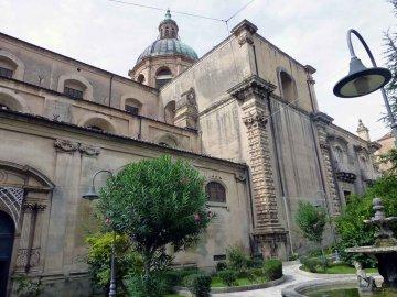 Cattedrale di San Giovanni Battista,Ragusa Superiore, Sizilien