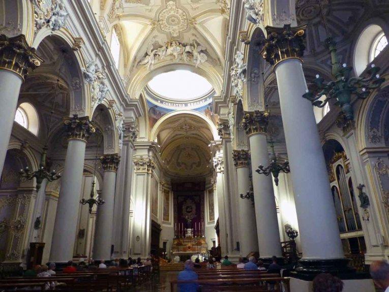 Cattedrale di San Giovanni Battista, Ragusa Superiore, Sizilien