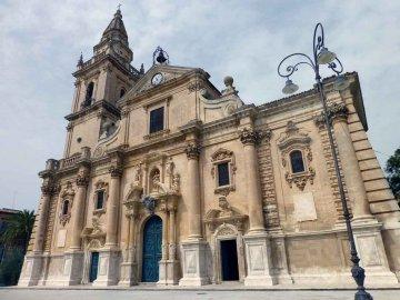 Chiesa di Santa Maria delle Scala, Ragusa Superiore, Sizilien