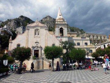 Chiesa San Giuseppe, Taormina, Sizilien