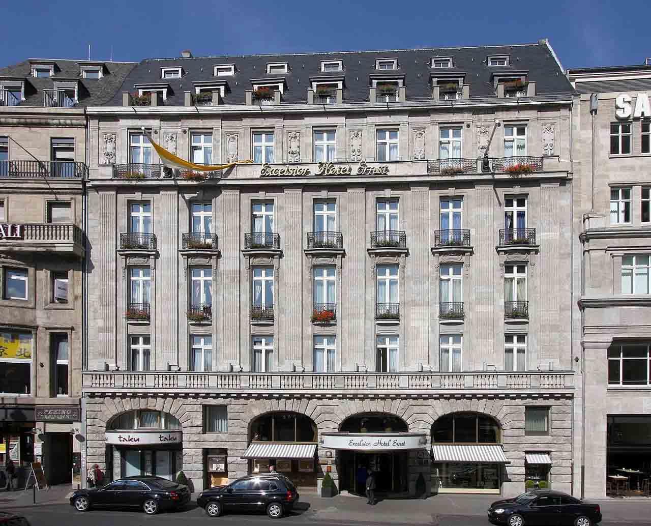 Berlin Hotel Excelsior