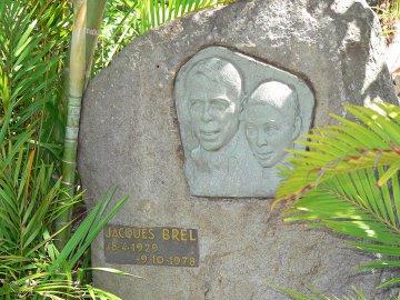 Grab Jaques Brel auf Hiva Ova