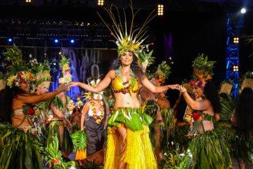Haiva - Dance Festival auf Tahiti