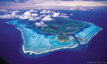 Huahine - Polynesien