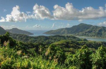 Moorea Französich Polynesien