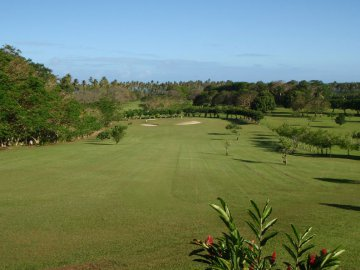 Olivier Breaud International Golf Course, Tahiti, Französich-Polynesien
