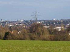 Panorama - Essen - Nordrhein-Westfalen