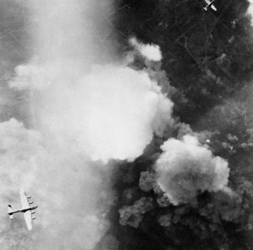 LuftangriffFolkwang Museum - Essen - Nordrhein-Westfalen