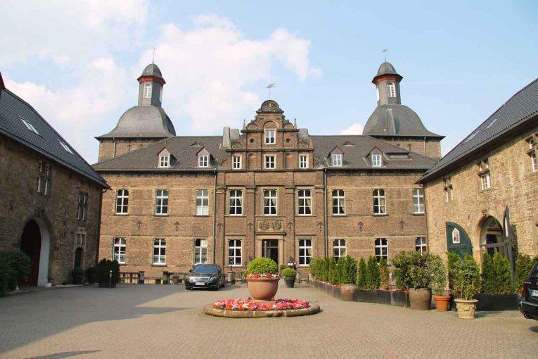Schloss Hugenpoet - Essen