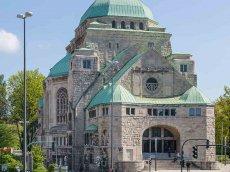 SynagogeE.ON Zentrale - Essen - Nordrhein-Westfalen