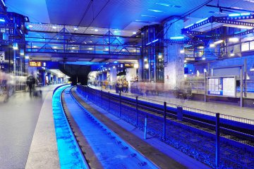 U-Bahn - Essen - Nordrhein-Westfalen