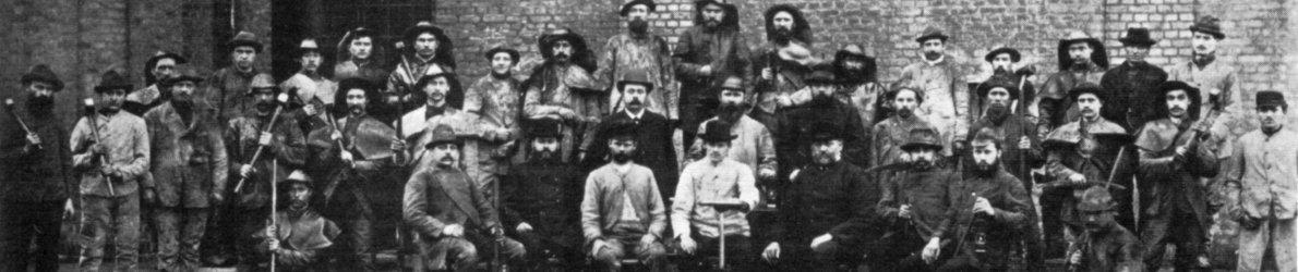 Grubenarbeiter im Pott - Nordrhein-Westfalen