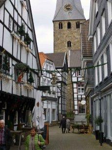 Hattingen - Altstadtgasse