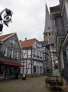 Hattingen - Kirchplatz