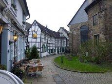 Hattingen - Gasse in der Altstadt
