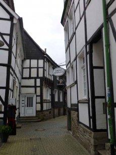 Hattingen - Fachwerkhaus Altstadt
