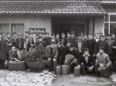 Bergleute im Ruhrgebiet