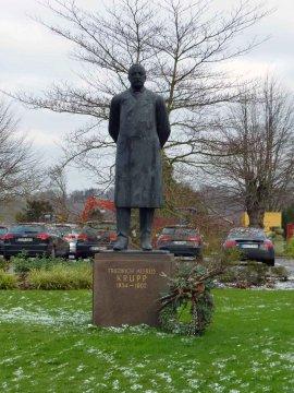 Krupp Statue