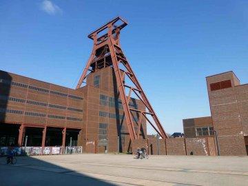 Zeche Zollverein - Essen - Nordrhein-Westfalen