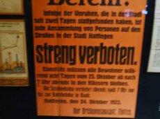 Ruhrmuseum - Plakat -Zeche Zollverein - Essen - NRW