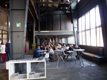 Cafe Kohlenwäsche - Zeche Zollverein - Essen - NRW
