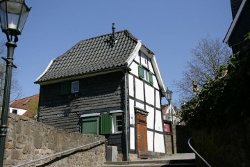 Zollhaus in Hattingenb