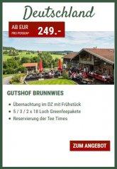 H&H Golf - golfreisen à la carte - Angebot