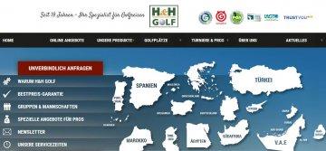 H&H Golf - golfreisen à la carte