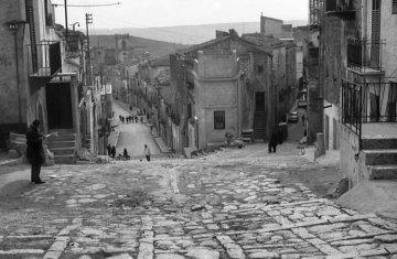 Gibellina, Alberto Burri, Sizilien, Italien