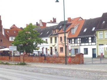 Alter Hafen Wismar - Mecklenburg-Vorpommern - Deutschland