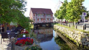 Wismar - Mecklenburg-Vorpommern - Deutschland