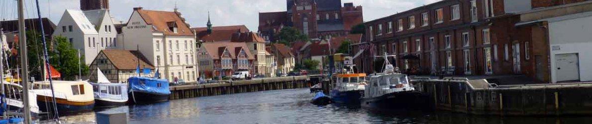 Wismar - Alter Hafen