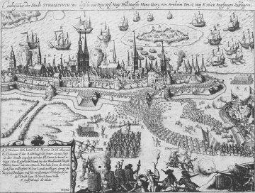Belagerung Stralsunds durch Wallenstein