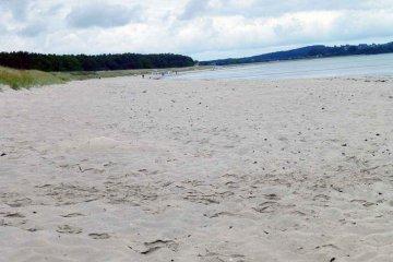 Strand bei Thiessow - Rügen