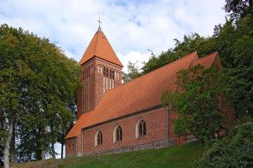 Binz, Dorfkirche - Rügen - Mecklenburg-Vorpommern