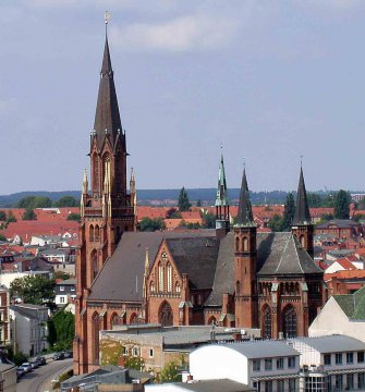Paulskirche - Schwerin