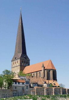 Petrikirche - Rostock - Mecklenburg-Vorpommern