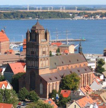 Jakobikirche - Stralsund - Mecklenburg-Vorpommern