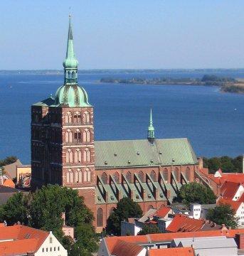 Nicolaikirche - Stralsund - Mecklenburg-Vorpommern