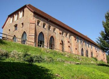 Zisterzienserkloster Zarrentin - Wismar