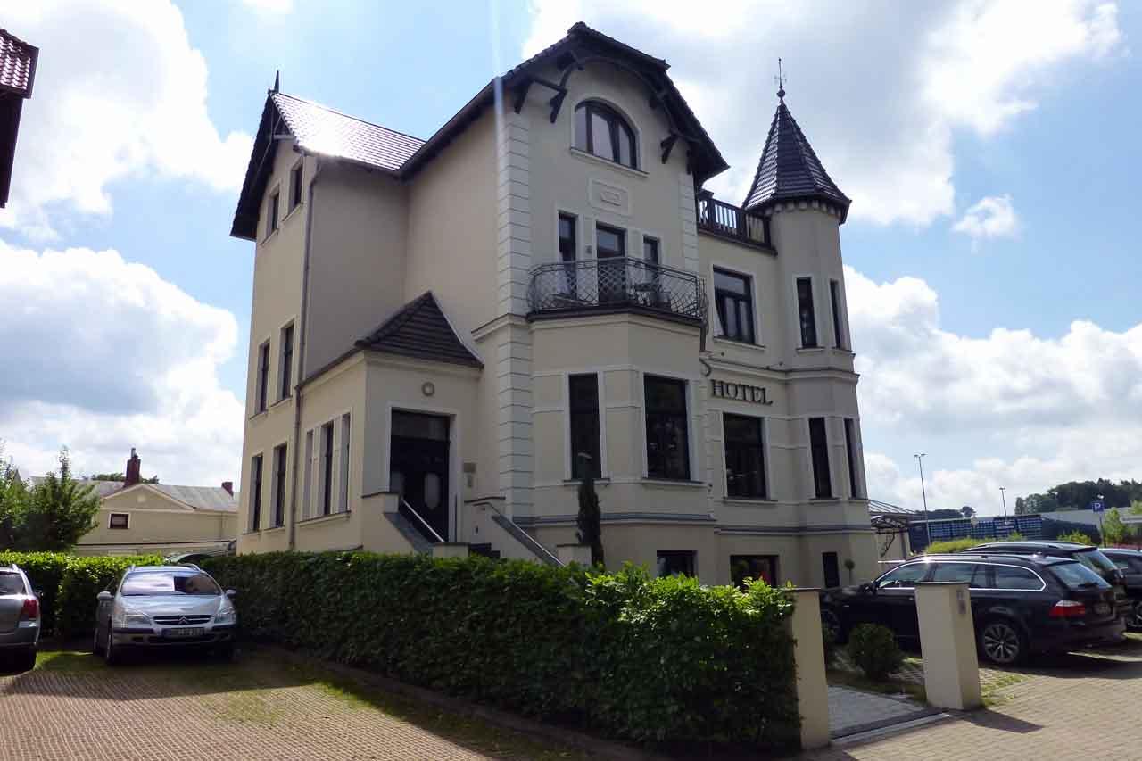 Bad Doberan Hotel Villa Sommer