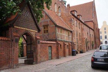 Heiliggeistkirche - Stralsund - Mecklenburg-Vorpommern