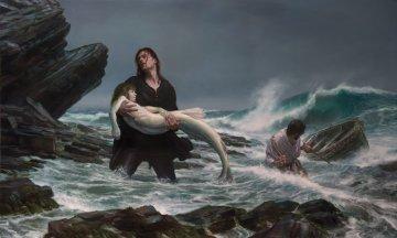 Rettung der Meerjungfrau - Mann-o-Mann