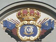 Monogramm Karl XII.